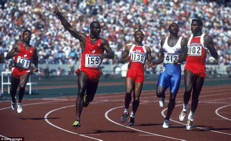 carl lewis braces human growth hormone picture 5