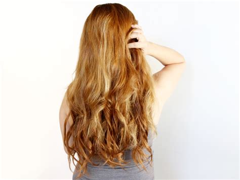 caring for long hair extensions picture 1