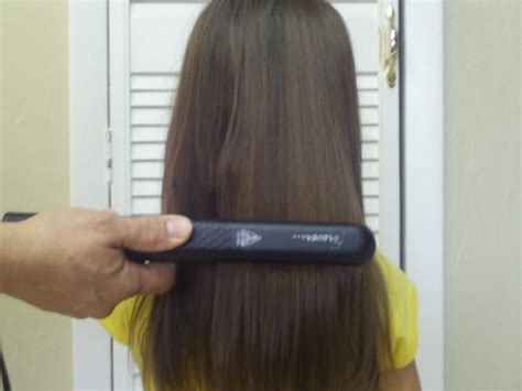 chemical hair straightening picture 17
