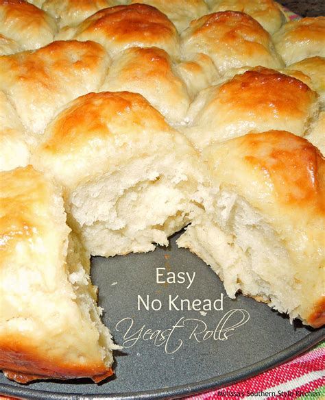 yeast roll recipies picture 7