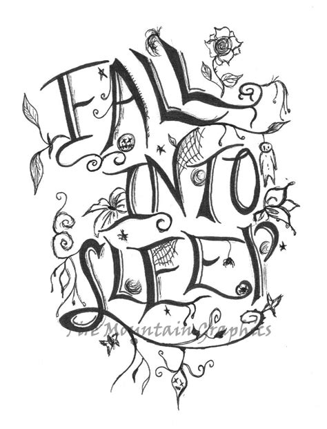 fall into sleep picture 3