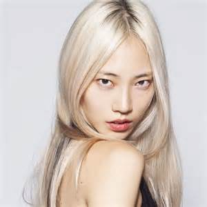 blonde hair asians picture 5