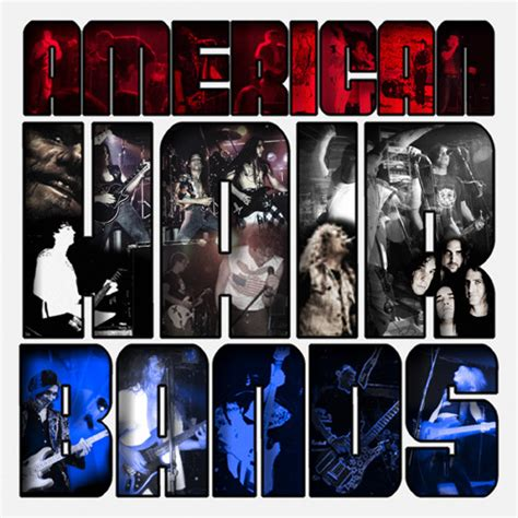 tough american hair band picture 5