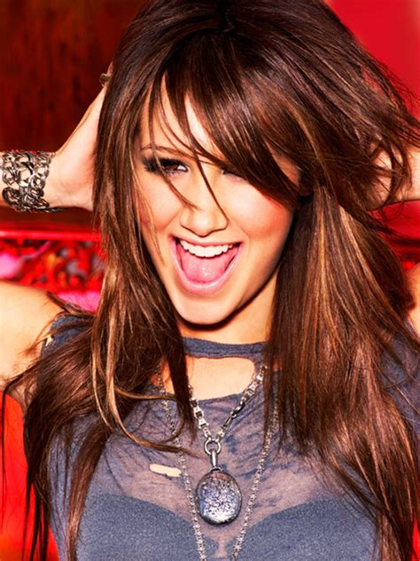 Ashley tisdale hair style picture 3