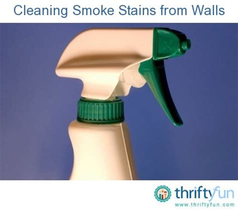 remove smoke stains from walls picture 7