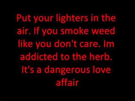 smoke weed lyrics picture 3