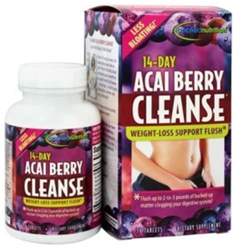 can the 14 day acai berry cleanse be picture 1