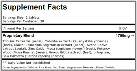 ingredients in extamax picture 3
