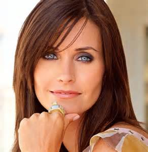 courtney cox hair picture 7