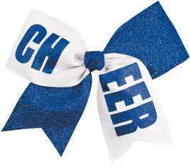 cheerleading hair bows picture 5