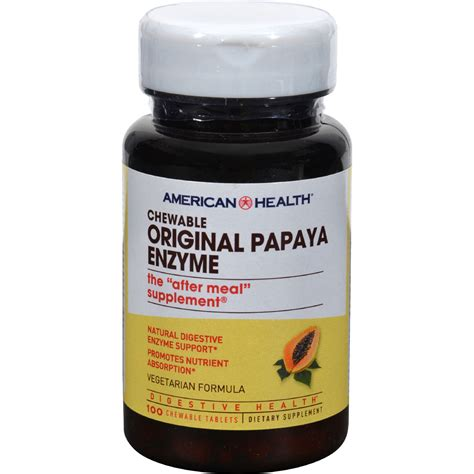 american health papaya digestive enzymes picture 17