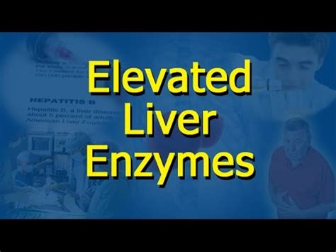 elevated liver enzymes symptoms picture 3