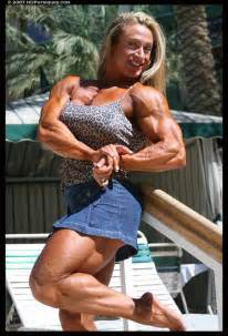 female muscle growth saradas picture 9