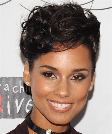 alicia keys hair picture 6