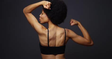 black muscle women girls picture 13