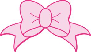clip art- hair ribbon picture 6