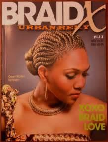 black hair salon hair style magazines picture 1