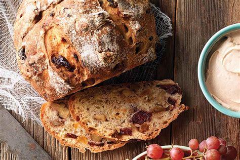 whole wheat walnut raisin yeast bread recipe picture 3