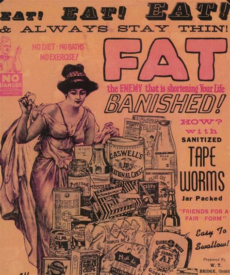 fat loss ad tapeworms picture 9