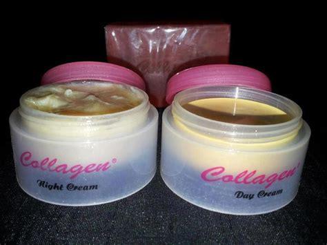 collagen cream siang malam picture 3
