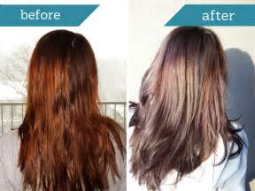 coloring hair at home picture 7