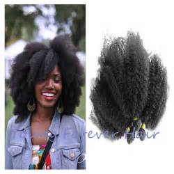 afro human hair weave picture 14
