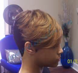 Pictures of quick weaves picture 7