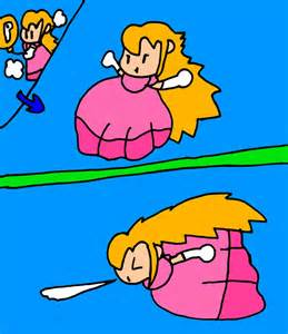 princess peach breast expansion game picture 2