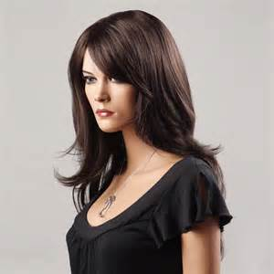 curly long hair wigs picture 13