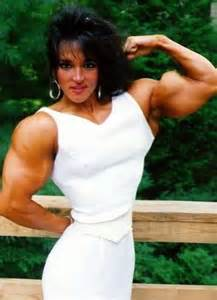 muscle women morphs picture 9