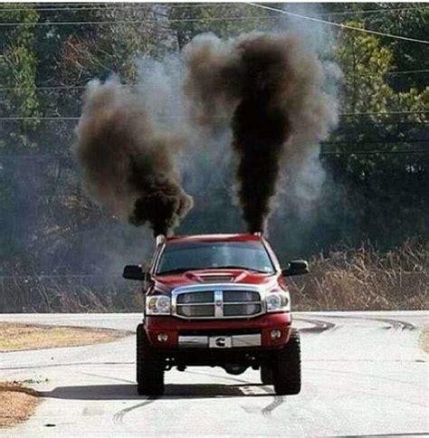 dodge cummins smoke picture 9