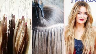 hair extension methods picture 11