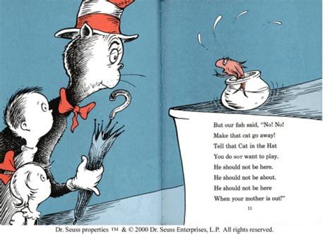 cat in the hat on aging picture 4