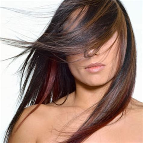 asian hair color picture 6