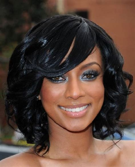 Black hairstyles for meduim length hair picture 3