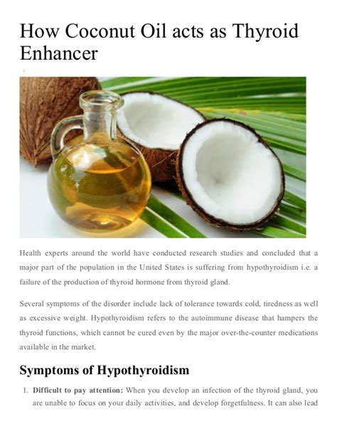 coconut oil for thyroid health picture 2