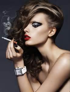 sissy smoke a cigarette picture 2