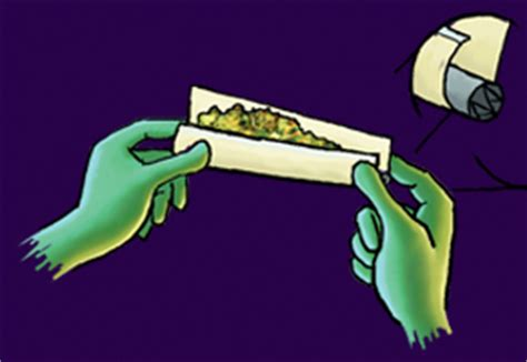 how to roll a 'backwards joint' picture 5