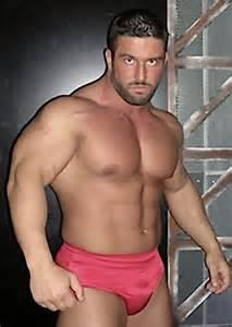 mike radcliff - bodybuilder / wrestler tag team picture 2