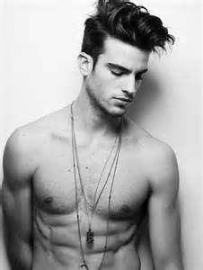 popular long male hair cuts picture 1