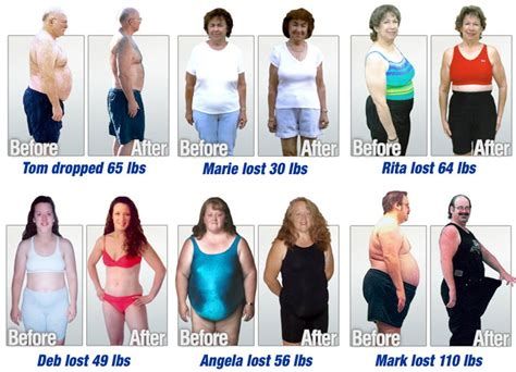 weight loss and rebounding picture 1