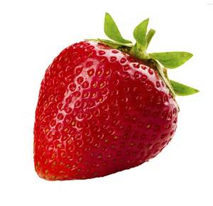 whiten teeth with strawberry picture 11