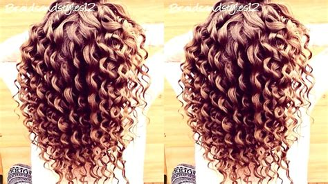 spiral hair curlers picture 2