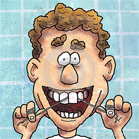 free h flossing clipart picture 5