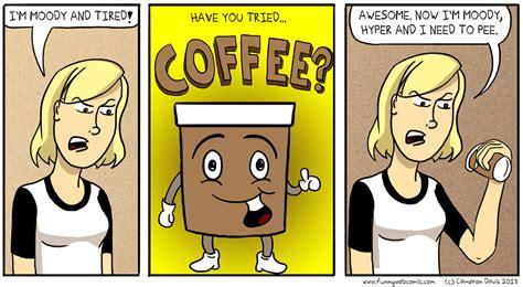 coffee breaks comic picture 1