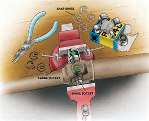 how to s-10 universal joint picture 14