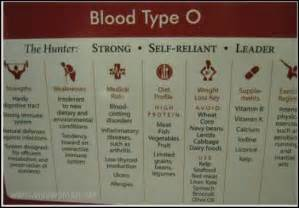 o positive blood type diate and lowering cholesteral picture 13