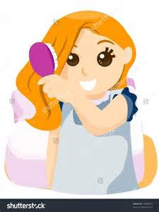 brushing h clipart picture 11