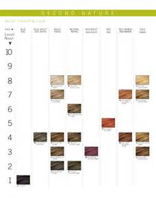 clariol hair color chart picture 15