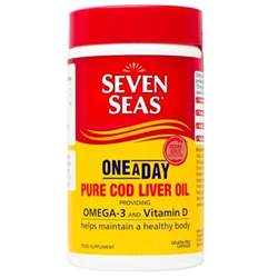 seven seas cod liver oil picture 1